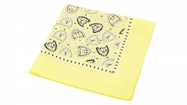 S&M BANDANA Yellow