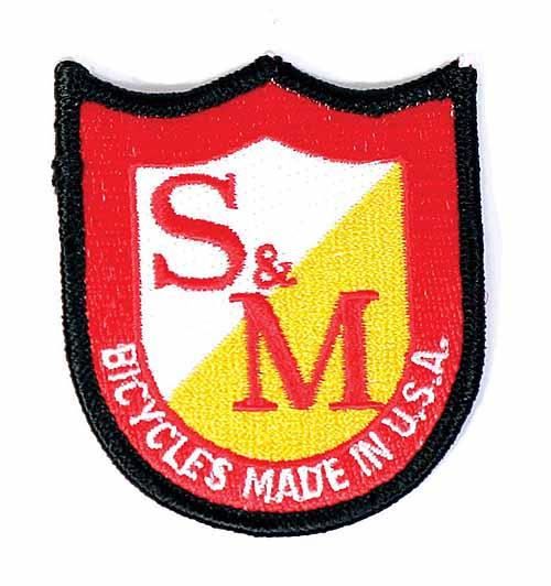 S&M PATCH SHIELD