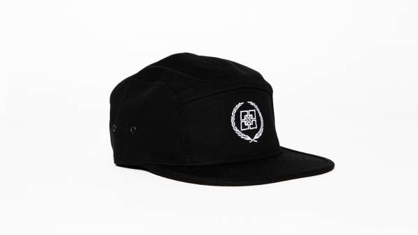 FIT HAT CAMPER CREST Black