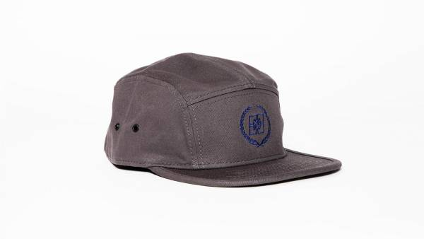 FIT HAT CAMPER CREST Charcoal