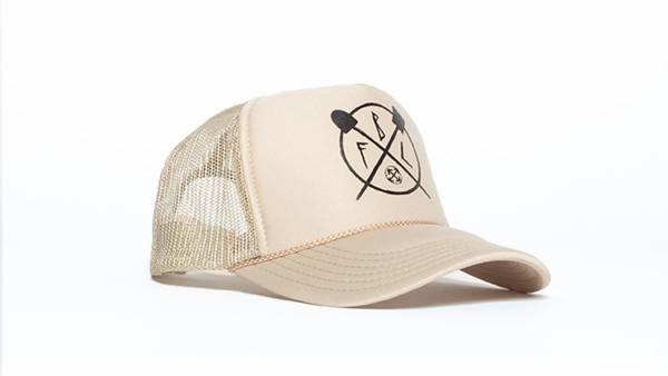 FIT HAT TRUCKER TRL Khaki