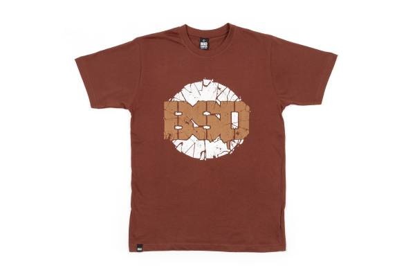 BSD T-SHIRT RELIC Capp Brown
