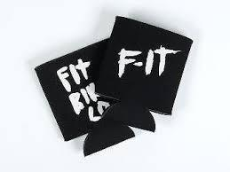FIT KOOZIE CAN HOLDER Black