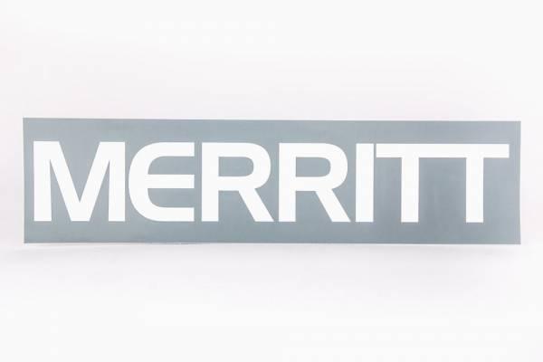MERRITT STICKER FRAME Gray