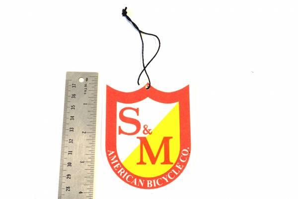 S&M AIRFRESHENER SHIELD