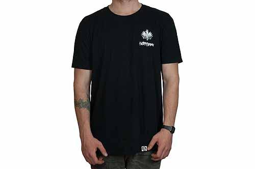 FEDERAL T-SHIRT BRUNO 2 SMALL OR LARGE Black
