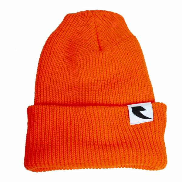 TALL ORDER BEANIE LOGO Orange