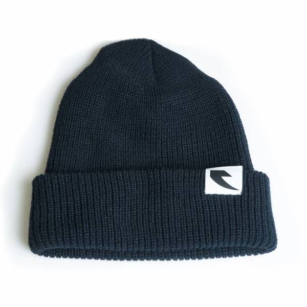TALL ORDER BEANIE LOGO Navy Blue