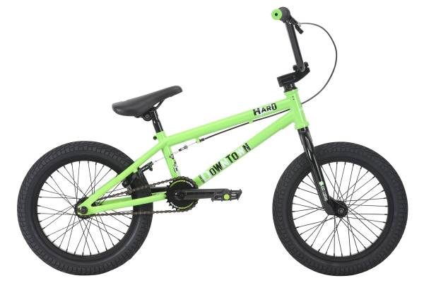 "HARO DOWNTOWN 16"" Lime Green (Reserved)"