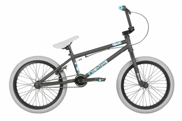 "2020 HARO DOWNTOWN 18"" Matt Black (STOCK)"