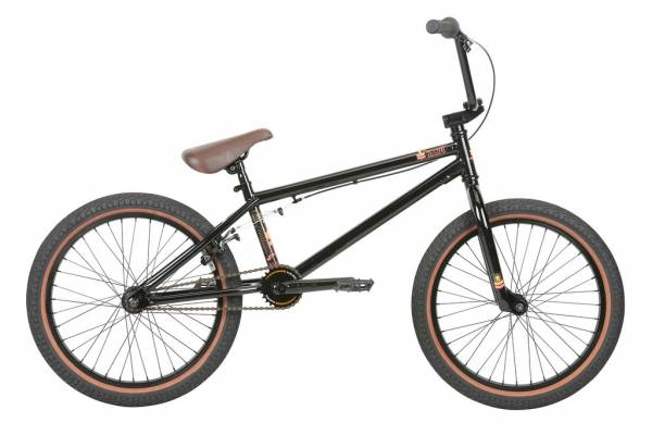 "2020 HARO LEUCADIA 20"" BIKE 18.5""TT Gloss Black (TO ORDER)"