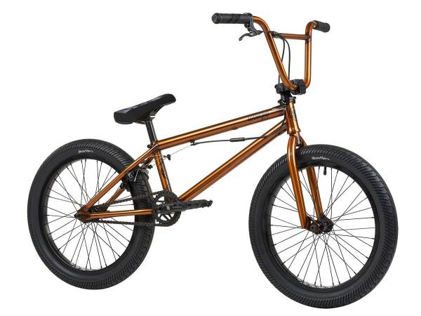 "2019 MANKIND International 20"" Bike 20.75""TT Trans Gold SALE! (STOCK)"