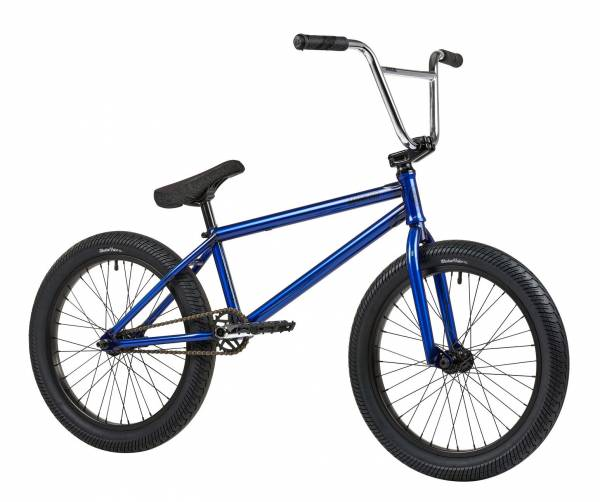 "2019 MANKIND libertad 20"" Bike 20.5""TT Trans Blue SALE! (STOCK)"