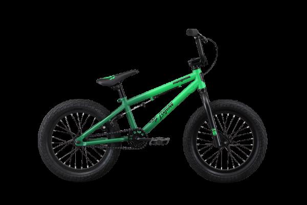 "2020 MONGOOSE 16"" BIKE LEGION L16 15.25""TT Green"