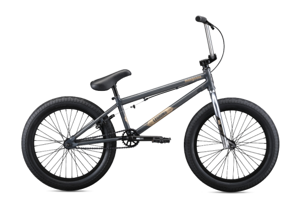 "2020 MONGOOSE 20"" BIKE LEGION L60 20.5""TT Grey (STOCK)"