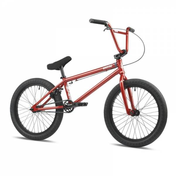 "MANKIND 2021 20 INCH NXS JR 20.0""TT Chrome Red (IN STOCK)"
