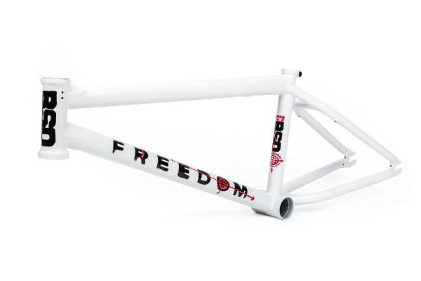 """BSD FRAME 21.1""""TT FREEDOM Flat White"""