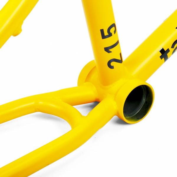 "TALL ORDER ""215"" FRAME 21.0""TT V2 CRANMER Matt Yellow"