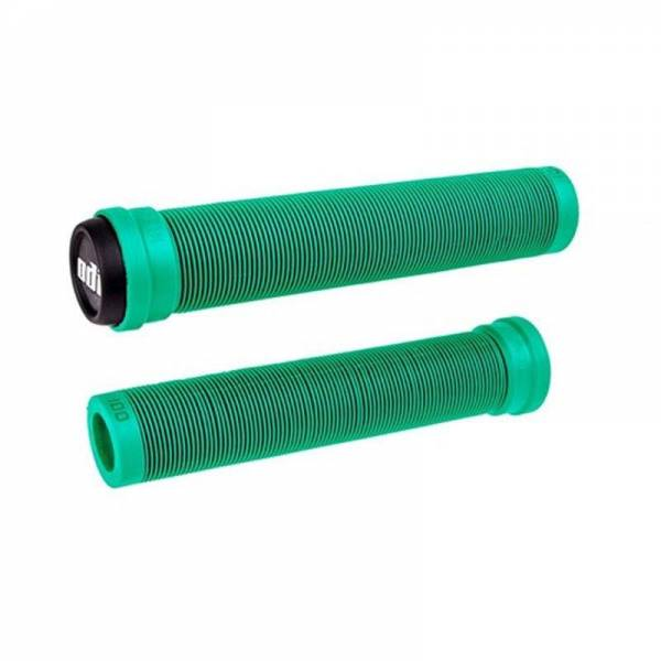 ODI GRIPS SLX FLANGELESS 160MM LONG GRIPS Mint