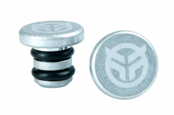 FEDERAL BAR ENDS ALLOY Silver