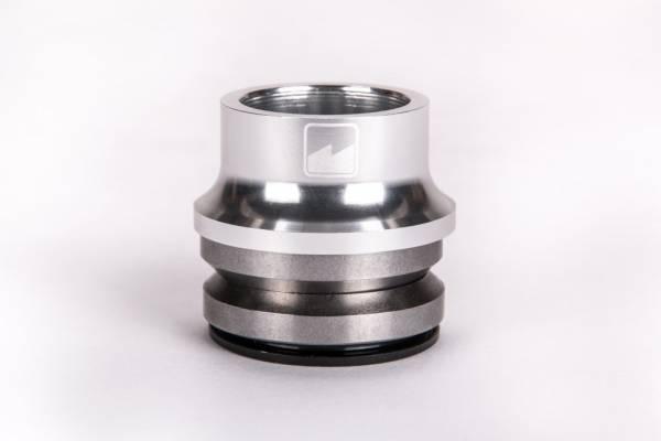 MERRITT HIDDEN HEADSET HIGHTOP 20mm silver