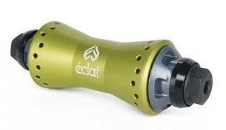 ECLAT HUB SET TECK FRONT AND REAR 9T RSD Green