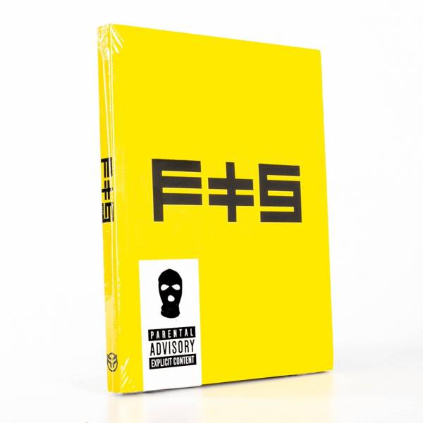 "FEDERAL DVD AND BOOK ""F-T-S"""