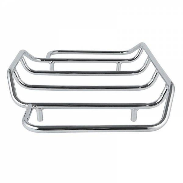 H-D luggage rack for top suitcase Electra Glide Etc Chrome