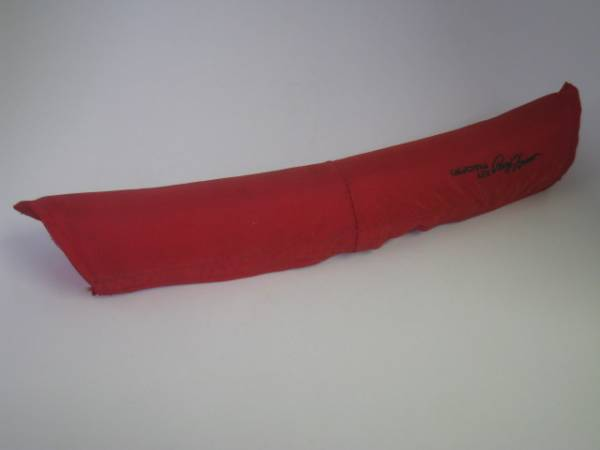 PAD CALIFORNIA LITE V-BAR PERRY KRAMER SIGN Red