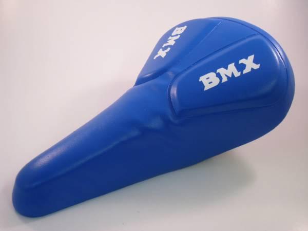 SEAT BMX VINYL Blue