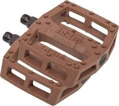 "BSD PEDALS SAFARI PC 9/16"" Chocolate"