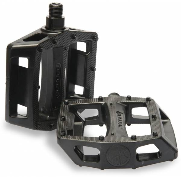 MANKIND PEDALS PC RESPECT Black