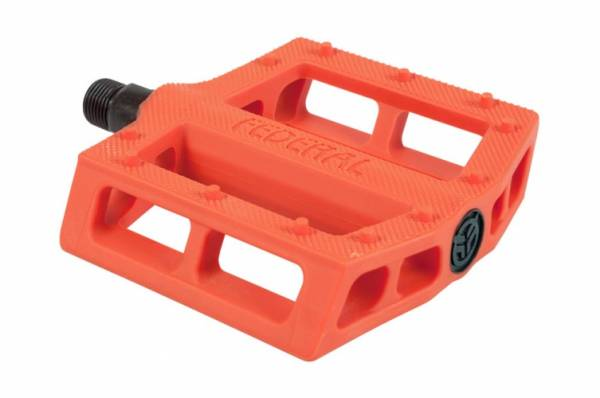 """FEDERAL PEDALS PC CONTACT 9/16"""" Orange"""