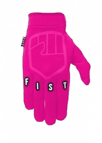 FIST GLOVES STOCKER STRAPPED YOUTH Pink