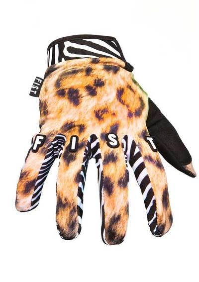 FIST GLOVES ANIMAL NEW!