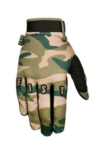 FIST GLOVES CAMOUFLAGE NEW!