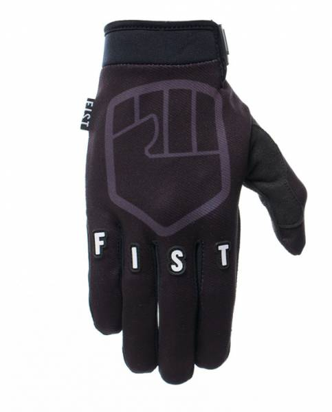 FIST GLOVES STOCKER STRAPPED Black