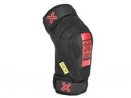 FUSE ELBOW GUARDS E DFS OLD VERSION XL Black/Red