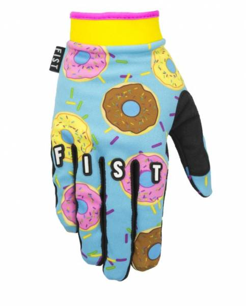 FIST GLOVES SPRINKLES Pink/Yellow