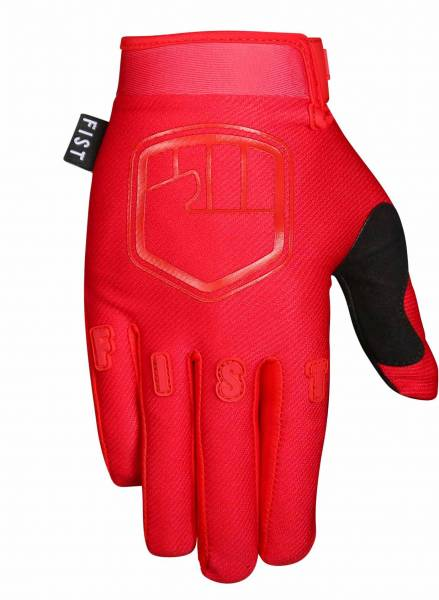 FIST GLOVES STOCKER YOUTH XXS,XS,S,M or L Red