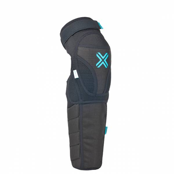 FUSE COMBO 100 KNEE/SHIN LONG Black
