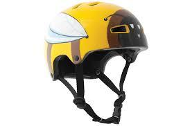 TSG HELMET JUNIOR NIPPER BEE Yellow