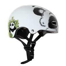 TSG HELMET JUNIOR NIPPER PANDA White