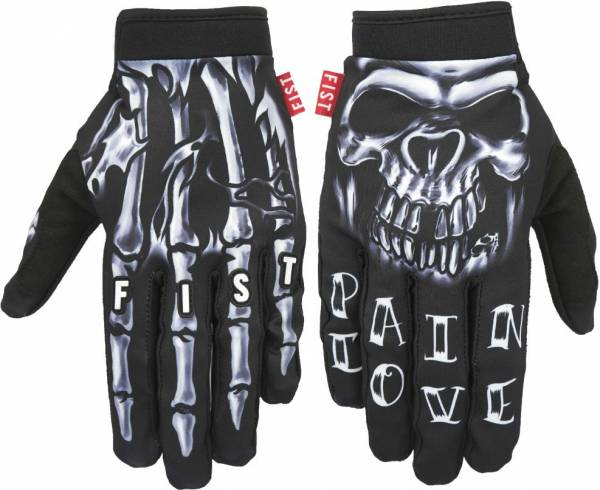 FIST GLOVES SETH ENSLOW Black/Grey