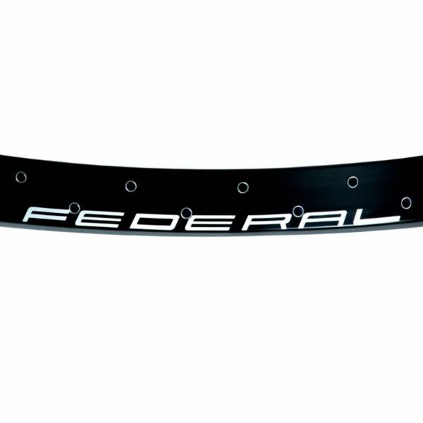 FEDERAL RIM STANCE XL PRO 36 HOLE Black