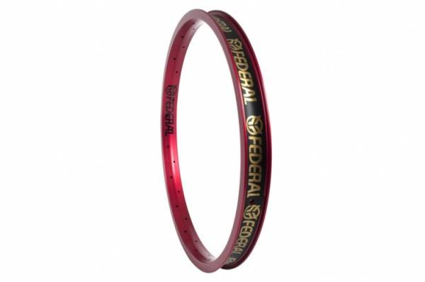 FEDERAL RIM MOTION 36S Red