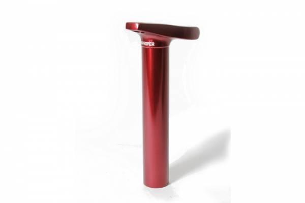 PROPER SEAT POST TRIPOD OX Blood Red