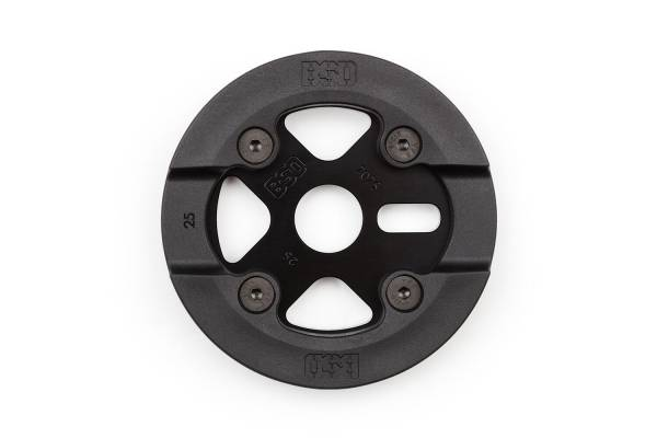 BSD GUARD SPROCKET 25T BARRIER Black