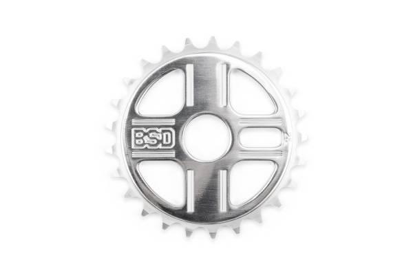 BSD SPROCKET 25T TBT Silver