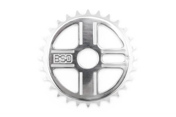 BSD SPROCKET 28T TBT Silver